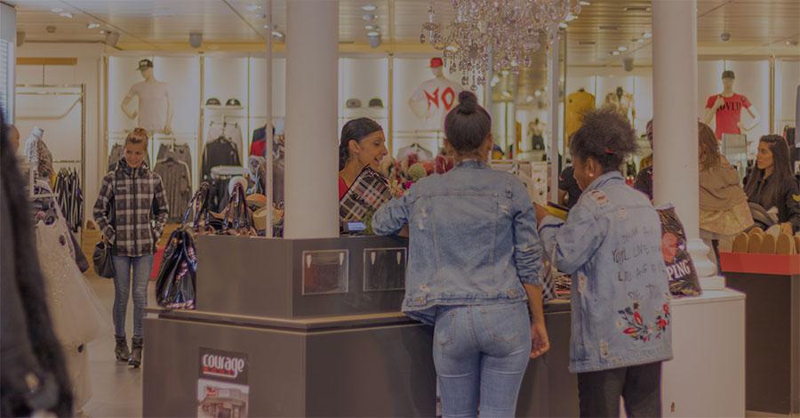 Video on-demand: Smart Retail